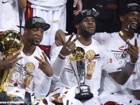 5 Greatest 'Super Teams' in NBA History