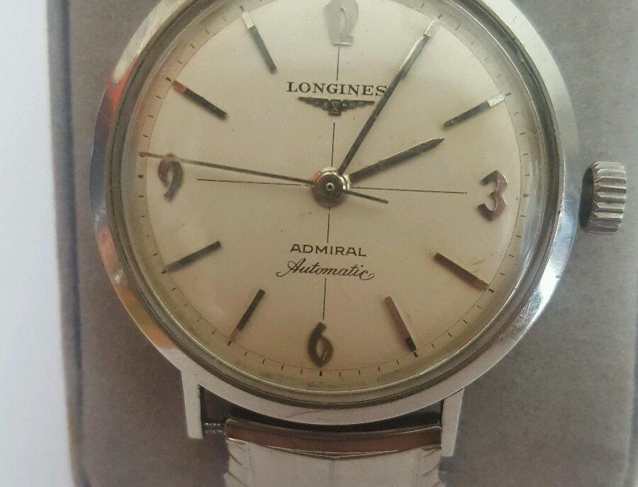 Longines Admiral 1200
