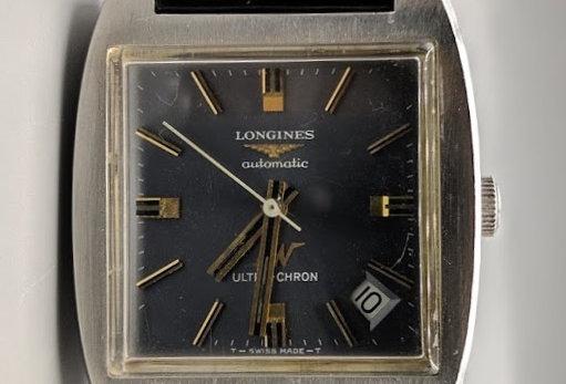 Longines Ultra-Chron Square