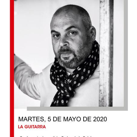 """Conferencia ilustrada """"Los Cantes de Laboreo"""" - Aula Flamenco *Diputación de Badajoz / Uex*"""