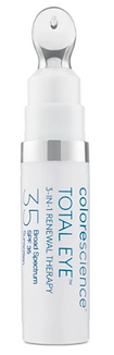 TOTAL EYE 3-IN-1 RENEWAL THERAPY SPF 35.