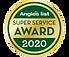 Super Service Award 2020