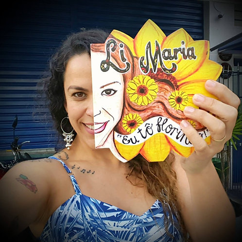 """CD """"Eu tô Florindo!"""" Li Maria"""