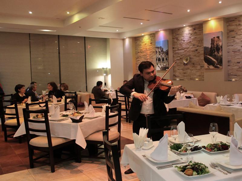 Вечер Признательности партнерам отеля Canvas Hotel Shymkent