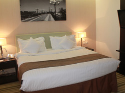 Guest Room in Canvas Hotel Shymkent