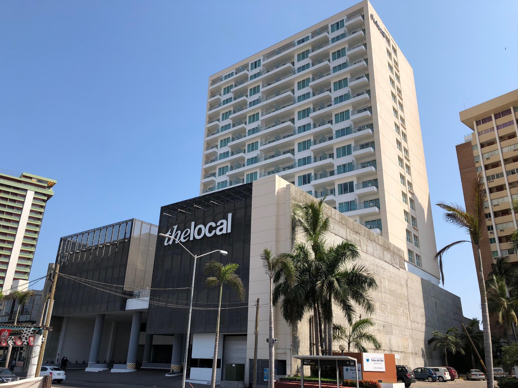 Hotel in Mazatlan