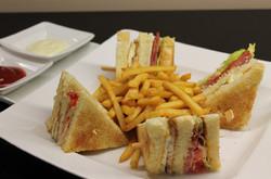 Double Decker Club Sandwich