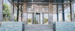 Canvas Hotel Shymkent facade