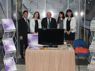 Туристическая выставка в Шымкенте 2014   Tourism Exhibition in Shymkent