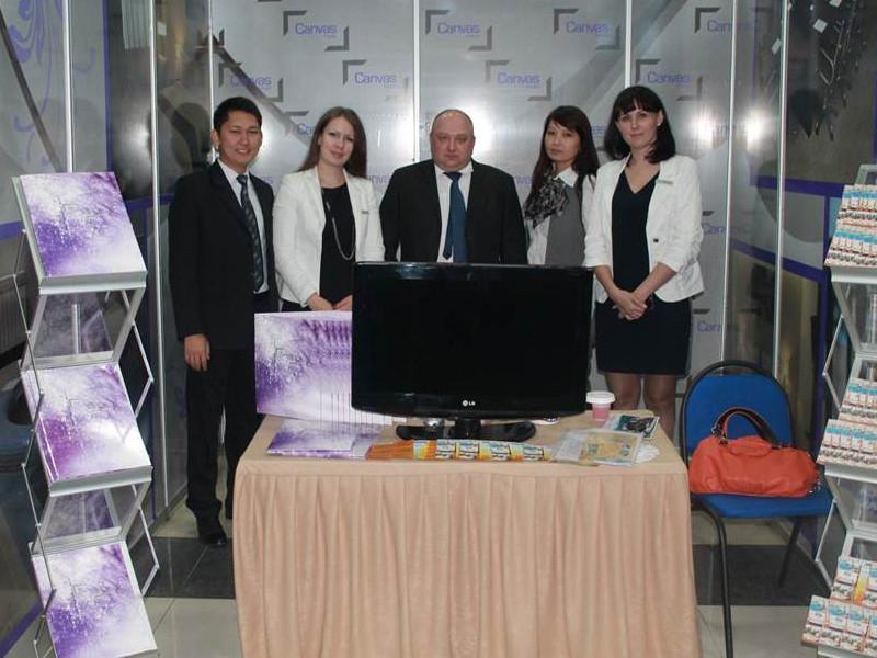 Туристическая выставка в Шымкенте 2014