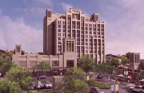 Hotel in Grozny