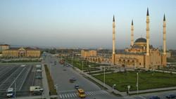 Grozny city view