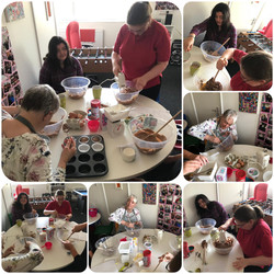 Easter cooking club 15.04.19