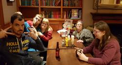 Pub Night 17.01.18