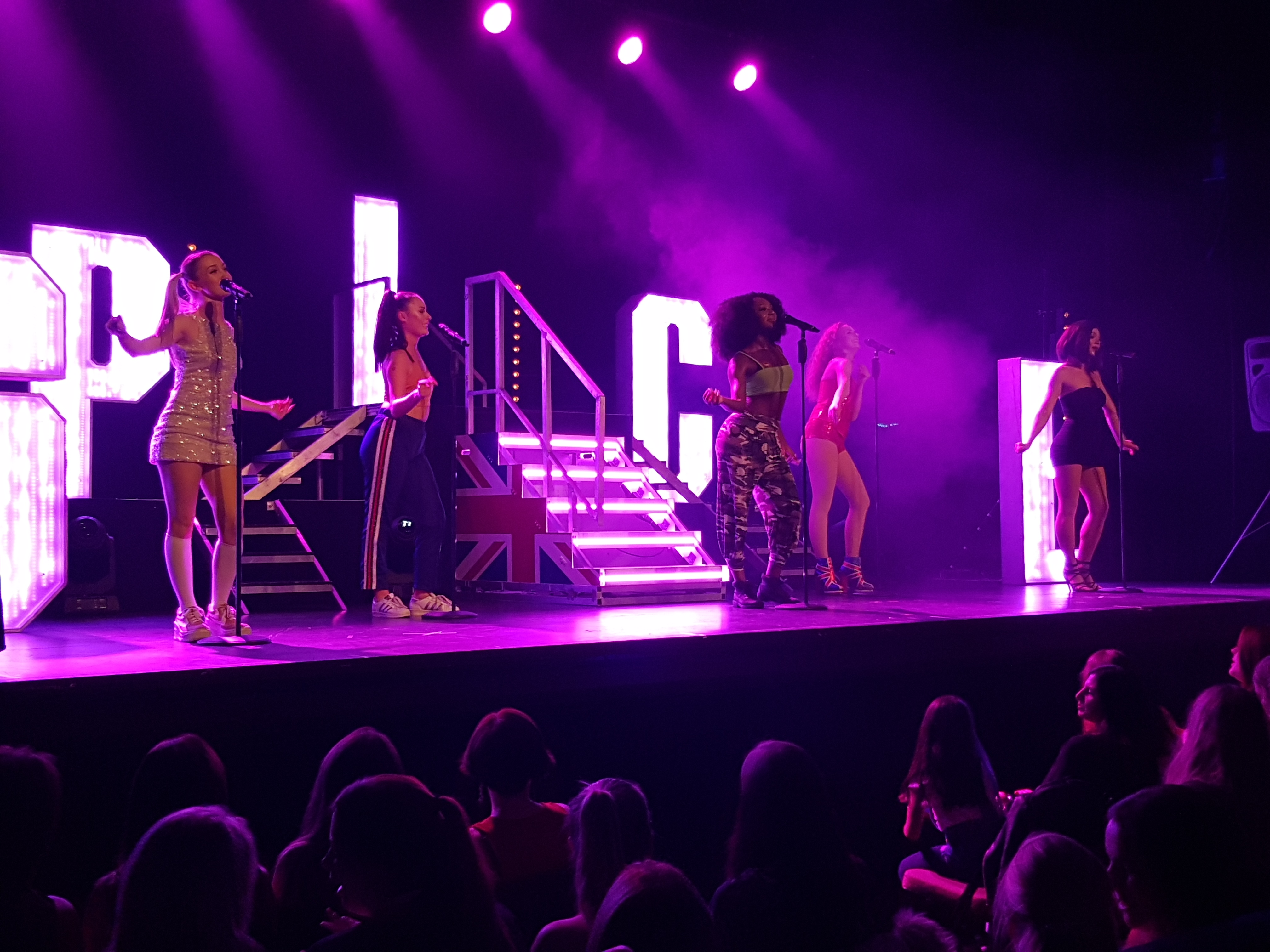 Spice girls 20.10.18