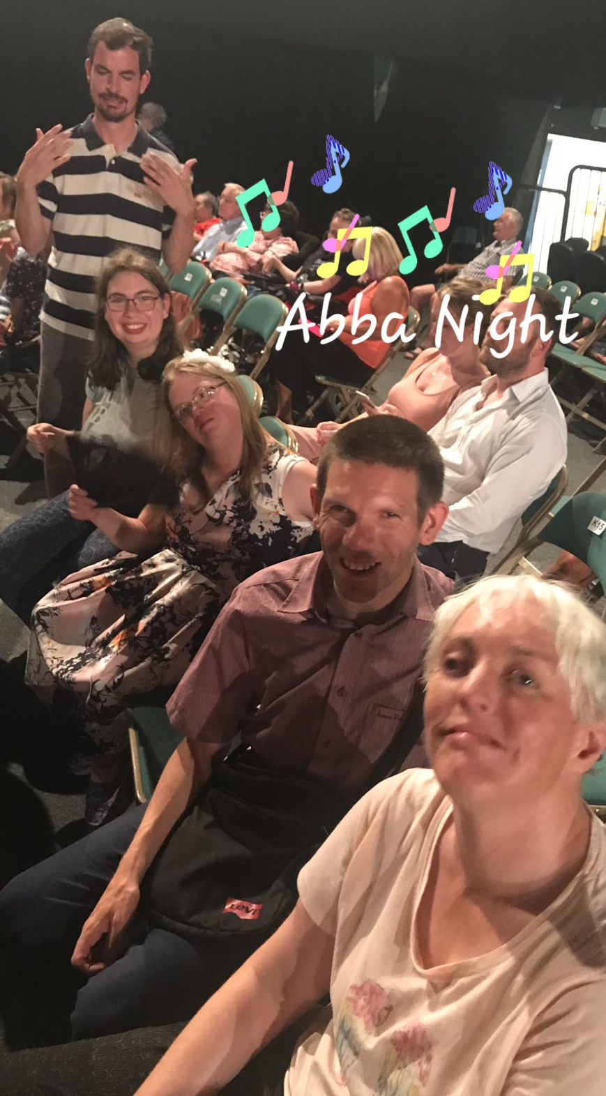 Abba Night 06.07.18