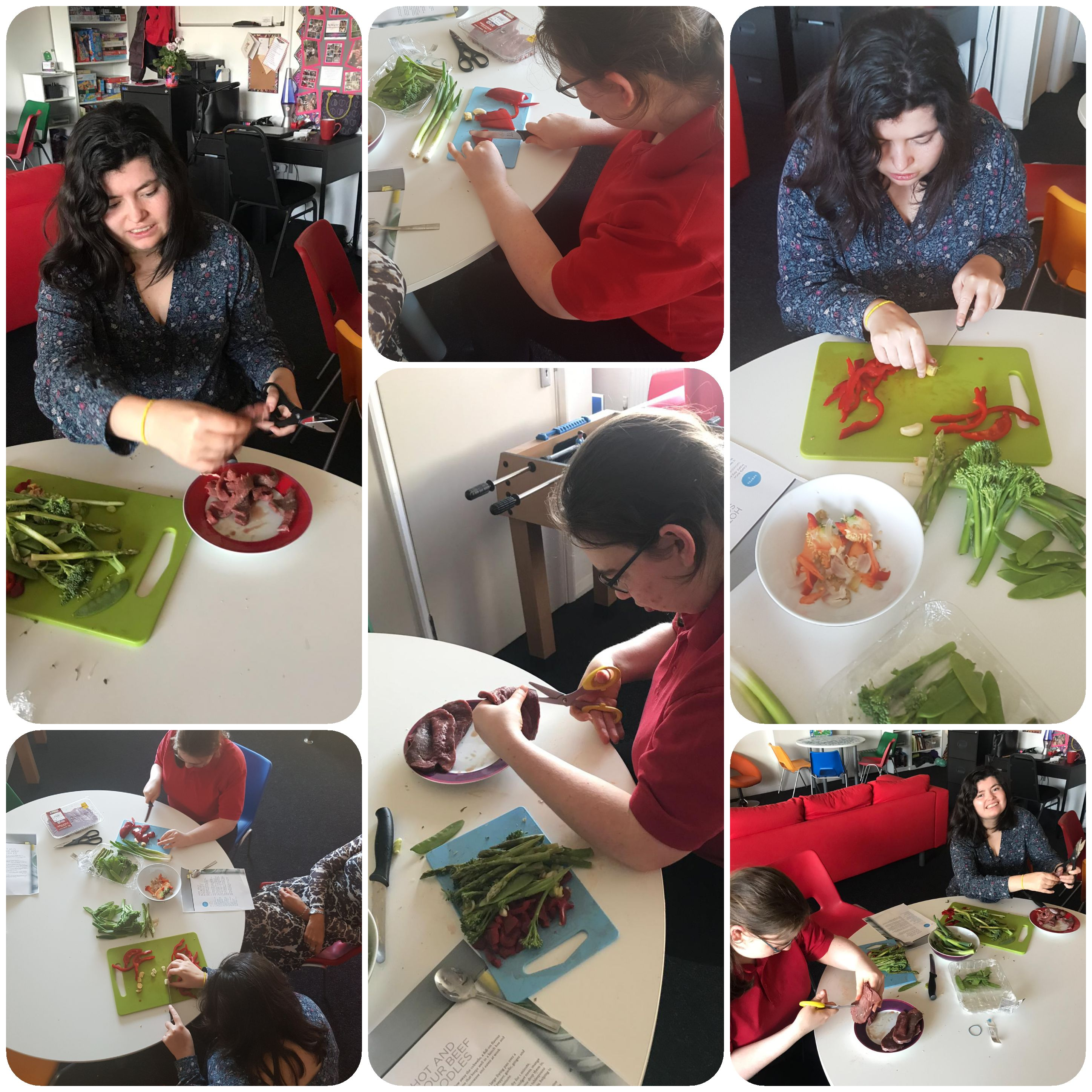 Cooking club 25.03