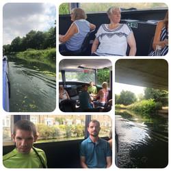 Boat trip 21.07.18