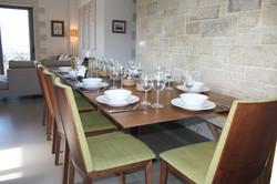 Through Lounge & Dining Room