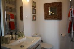 Bathroom Orange Room