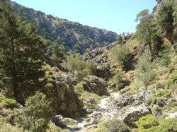 imbos gorge entrance