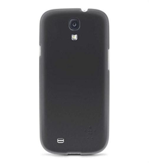 Belkin Micra Glam Matte For Samsung Galaxy S4 In Black