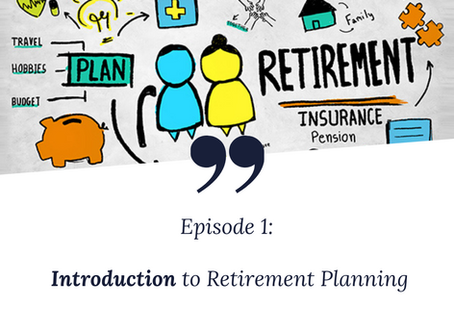 Intro to retirement planning: what forms up your passive income during retirement