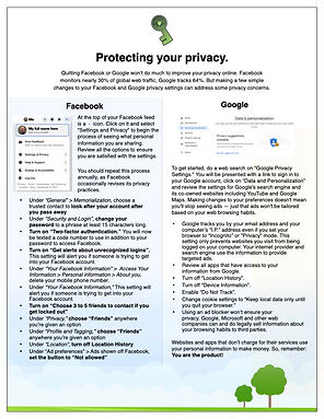Realogy | Protect Your Privacy June 21.0
