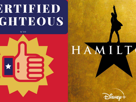 A Review of Hamilton -They Did Not Throw Away Their Shot