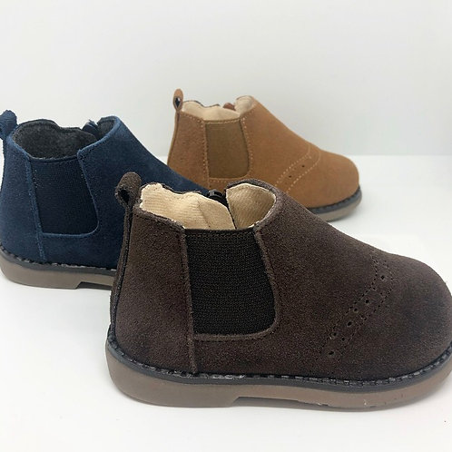 Beau Suede Chelsea Boot