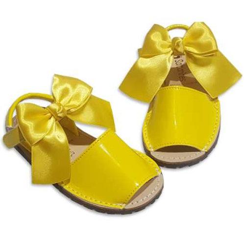 Emma Bow Sandals - 9 Colours