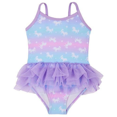 Unicorn Tutu Swimsuit