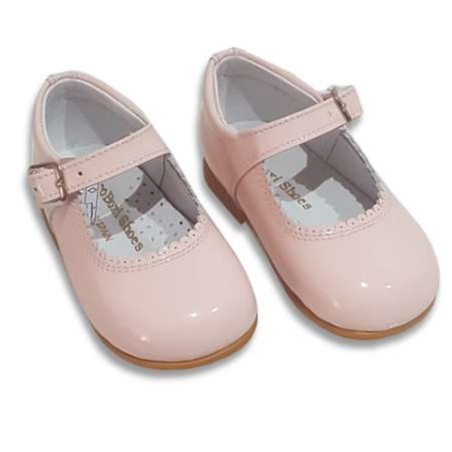 Pink Cocoboxi Mary Janes
