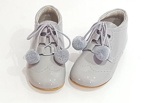 Bambi Pom Pom Boots - 7 Colours