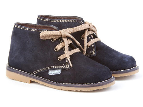Angelitos Lace Ankle Boots