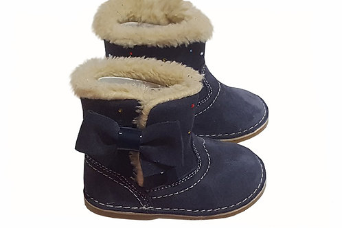 Fur Lined Boots - 2 colours