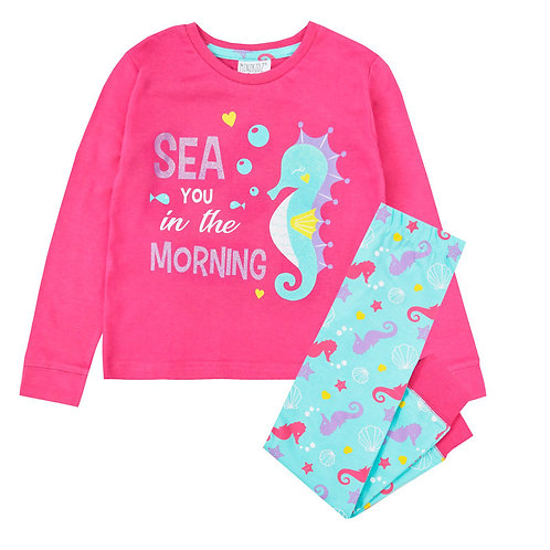 Sea Horse PJ Set