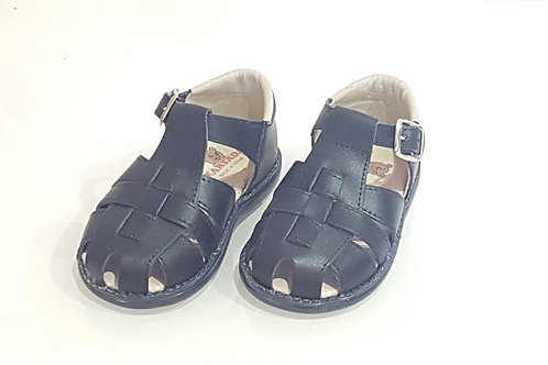 Kartada Leather Sandals Closed Toe