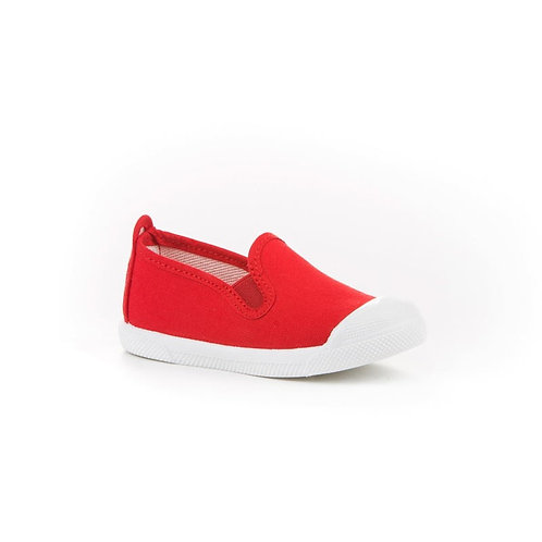 Canvas Sport Slip On - 2 Colours