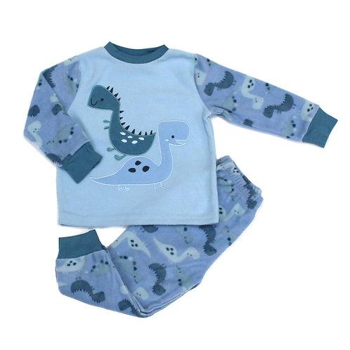 Dinosaur fleece pyjama