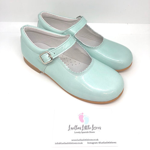 Cocoboxi Mint Mary Janes