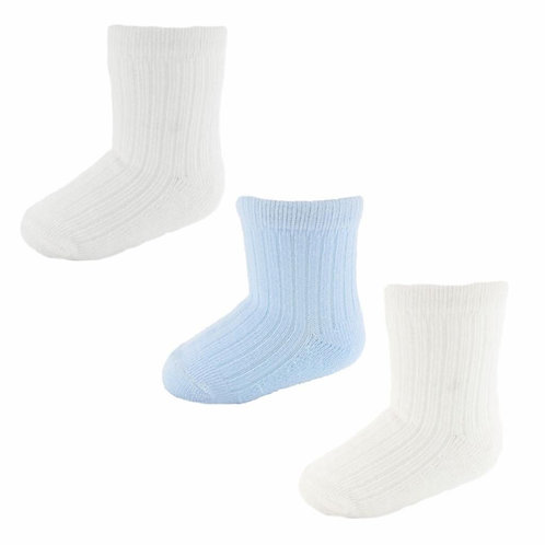 Triple Pack Of Socks