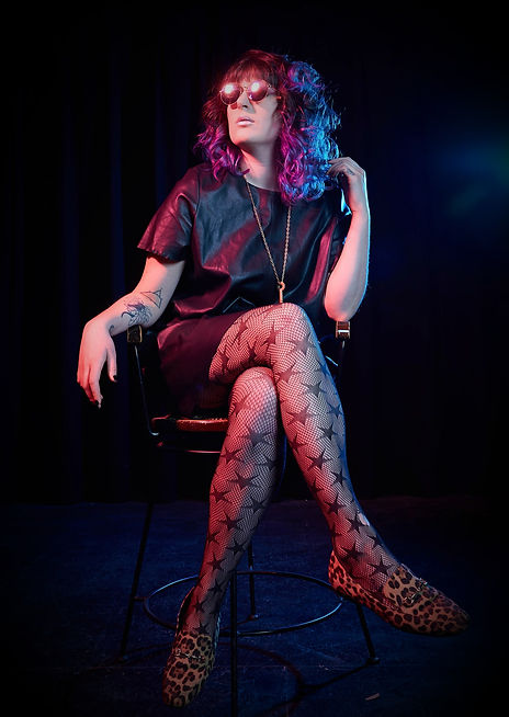 Elle Wolf Jan 2021 - Mary Matheson Photo