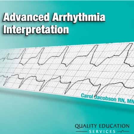 Advanced Arrhythmia Interpretation