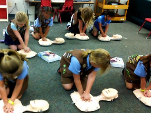 Kids CPR & 1st Aid