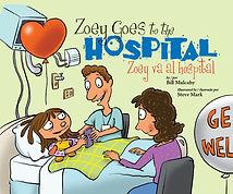 Zoey Goes to the Hospital, Zoey va al hospital