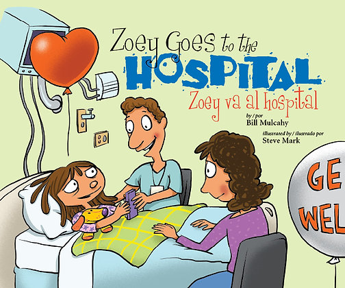 Zoey Story Book (Qty 50)