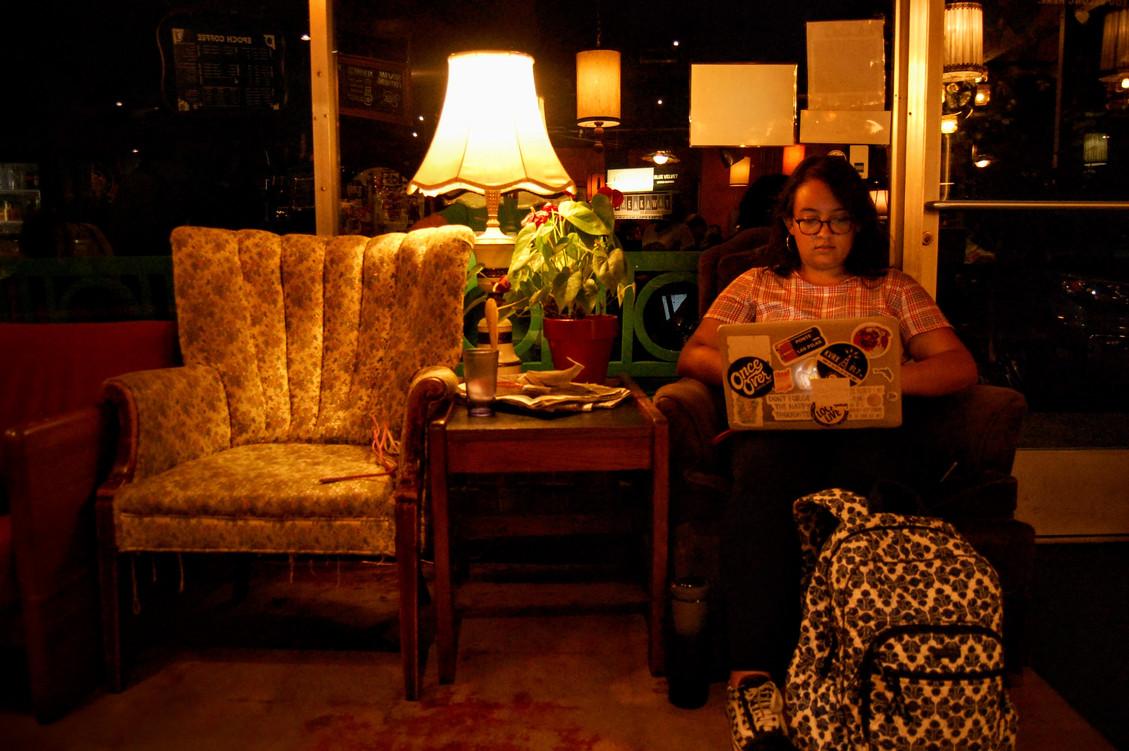 Grandma's Sofa corner