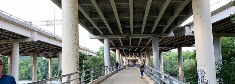 Townlake: Under the bridge