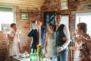 Wedding at The Old Wharf